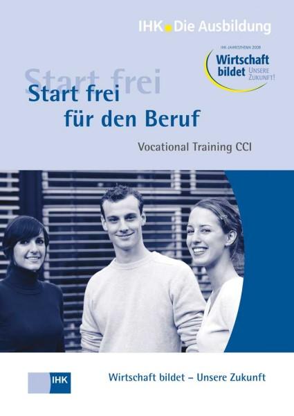 Cover von Start frei für den Beruf - Vocational Training CCI