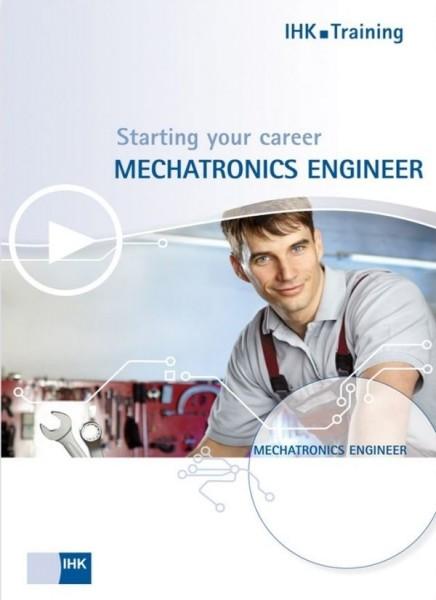 Cover von Starting your career: mechatronics engineer - Start in den Beruf: fremdsprachige Broschüren zu Ausbildungsberufen