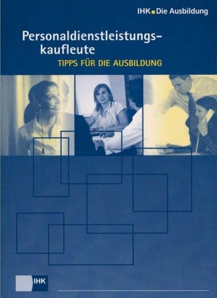 Cover von Personaldienstleistungskaufleute – Tipps für die Ausbildung - Start in den Beruf: deutschsprachige Broschüren