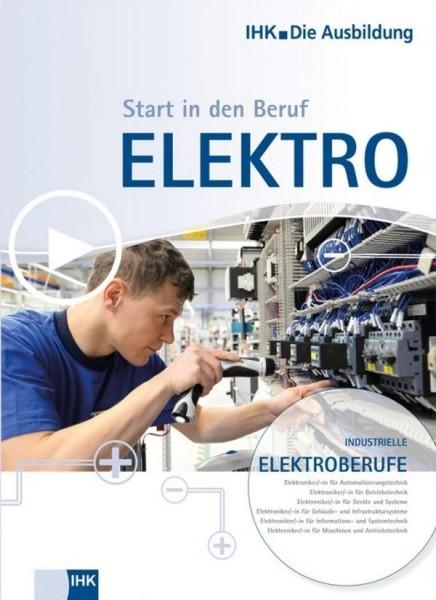 Cover von Industrielle Elektroberufe – Tipps für die Ausbildung - Start in den Beruf: deutschsprachige Broschüren