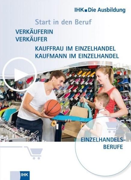 Cover von Start in den Beruf: Einzelhandelsberufe - Start in den Beruf: deutschsprachige Broschüren