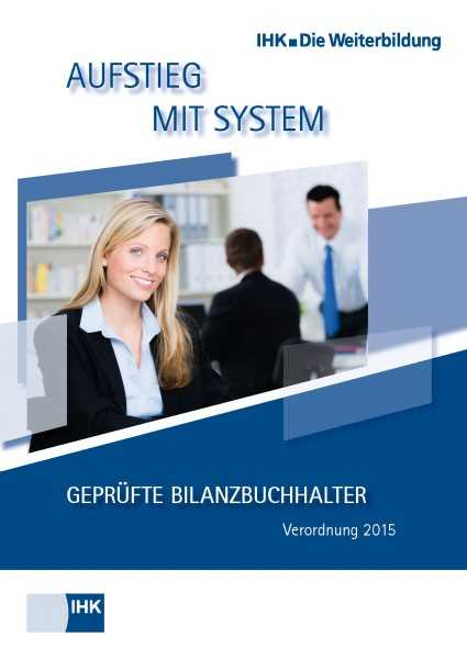 Cover von Geprüfte Bilanzbuchhalter - Profil, Lehrgangsvoraussetzungen, Prüfung, Aufstiegschancen