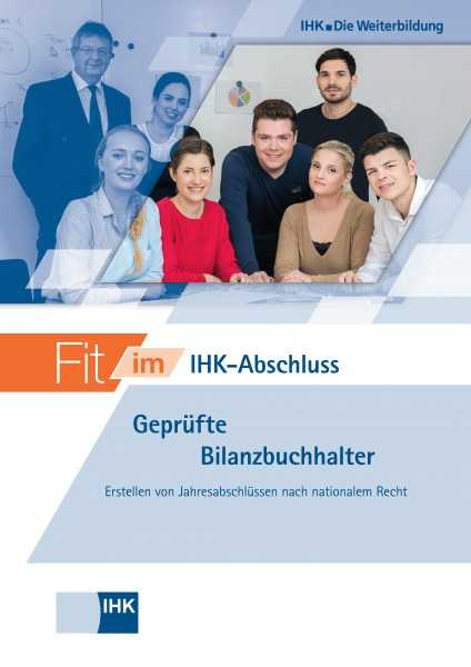 Cover von Fit im IHK-Abschluss - Erstellen von Abschlüssen nach nationalem Recht