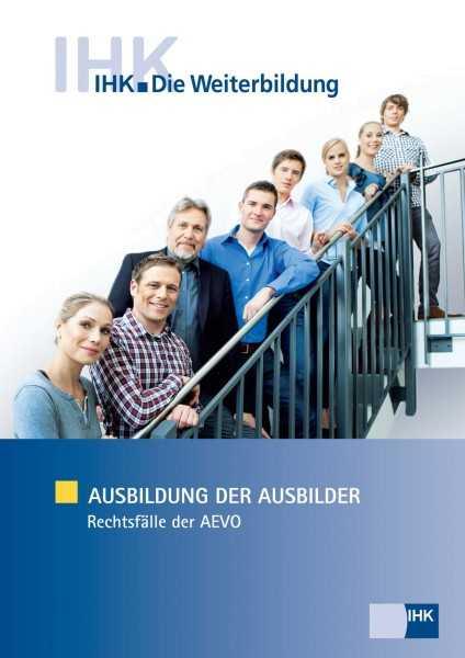 Cover von Ausbildung der Ausbilder - Rechtsfälle der AEVO