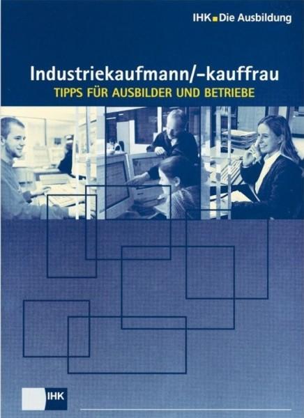 Cover von Industriekaufleute: Tipps für Ausbilder und Betriebe - Start in den Beruf: deutschsprachige Broschüren