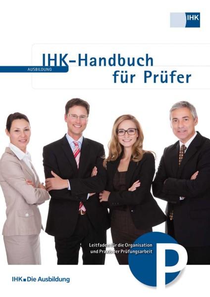 Cover von IHK-Handbuch für Prüfer – Ausbildung - für IHK-Prüfer