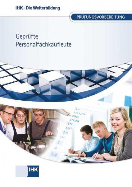 Cover von Geprüfte Personalfachkaufleute - Prüfungsvorbereitung
