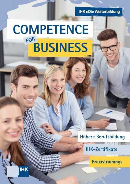 Competence for Business