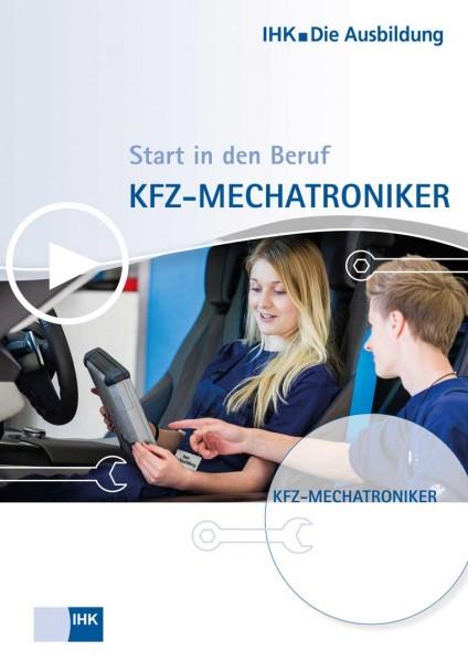 Cover von Start in den Beruf: Kfz-Mechatroniker - Start in den Beruf: deutschsprachige Broschüren